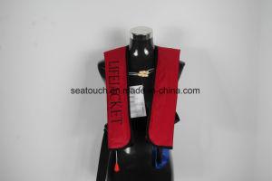 150n Chaleco salvavidas inflables Hl5581 rojo