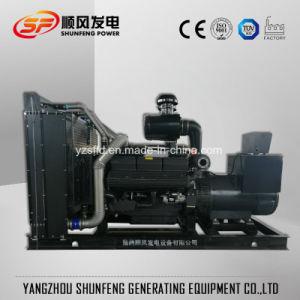 Shangchai 디젤 엔진을%s 가진 450kw 전력 발생
