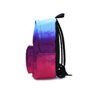 2018 Unisex- Digitale rugzak-Langzaam verdwijnt van de School van de Druk BSCI Nylon