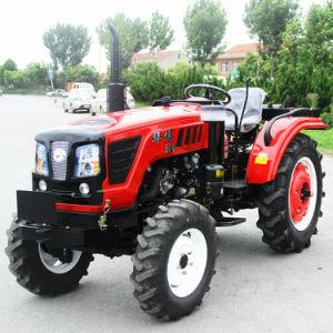 60HP 4WD効率的な果樹園のトラクターへの25HP