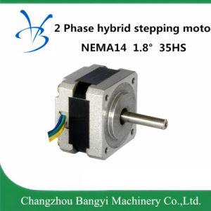 NEMA23 57hm 1 A 24n. Los cables de 6cm Motor paso a paso híbrido