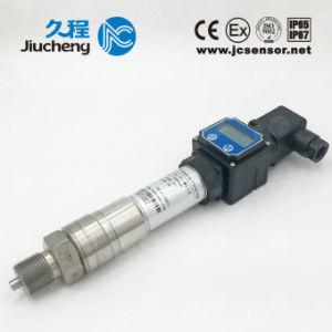 Smart transmissores de pressão para alta temperatura de (-30º C~800ºC) e gases inflamáveis (JC680)