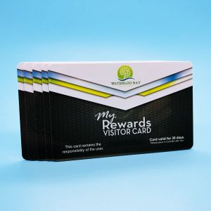13.56MHz MIFARE DESFire 8K RFID slimme Kaart voor Betaling