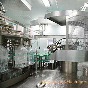 Automatische 5L het Vullen van het Water van de Fles Machine