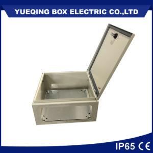 Высококачественный металлический корпус IP66