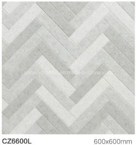 Espina de Pez de la madera de color gris claro ver Baldosa para la decoración del hogar
