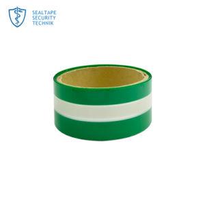 シンセンの製造業者の合計の転送BOPPの破損カラー変更の感熱抵抗のプラスチックテープ