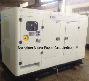 generatore silenzioso diesel del generatore Mc150d5 Cummins di Cummins di potere standby 150kVA