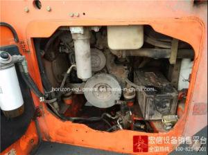 Gebruikte TrillingsWegwals Hummer (HDO128V) met dubbel-Trommel (Y013)