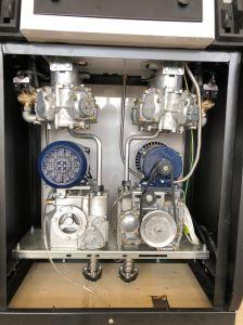 Il nuovo disegno di alta qualità Io-Vince l'erogatore di modello del combustibile per la stazione di servizio