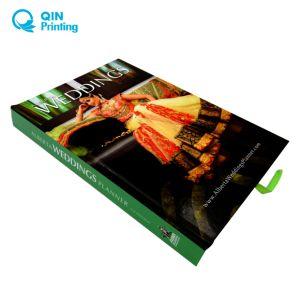 カスタム最上質の贅沢な本の印刷