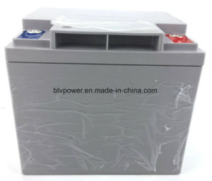 12.8V 80ah 2000timesの深いサイクルの小さい手段のBMSの保護のスマートなRoborts再充電可能なLiFePO4電池のための急速な80A排出Agv電池
