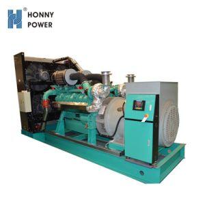 De Macht 1000kVA Genset van Honny met Diesel