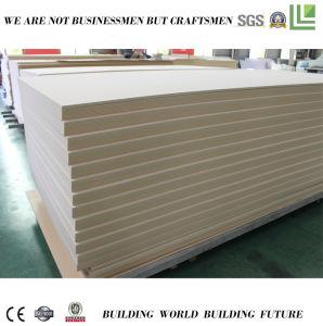 Matériau mousse PVC PVC Carte WPC