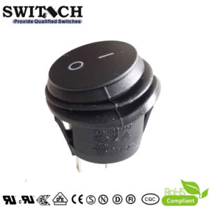 Elektronischer wasserdichter Netzschalter-Ein-Auswippenschalter für Autoteile (KAN-B2-25P-12)