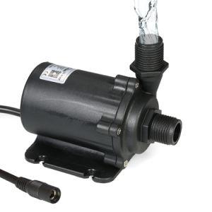 El flujo de 24V DC 1500L/H Pecera ciclo del agua, aire acondicionado anfibios las bombas de circulación de agua