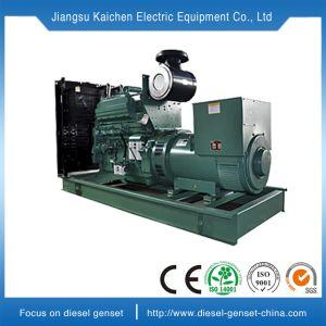 tipo aperto 6 generatore di 80kw Cummins di potere diesel del cilindro