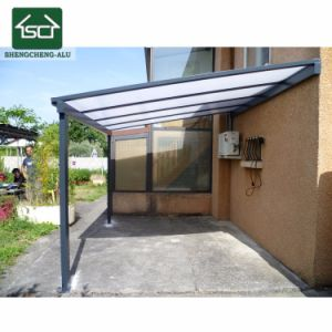 Techos de aluminio para las cubiertas de patio jard n porche terraza porche tragaluz - Cubiertas de aluminio para terrazas ...