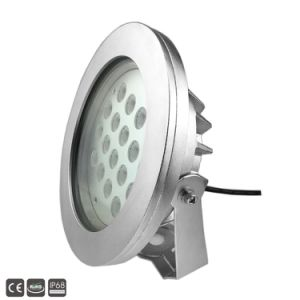 indicatore luminoso della piscina di 18X2w IP68 LED