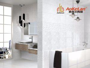 Foshan 300*600mm de Verglaasde Ceramische Tegel van de Muur voor de Decoratie van de Badkamers