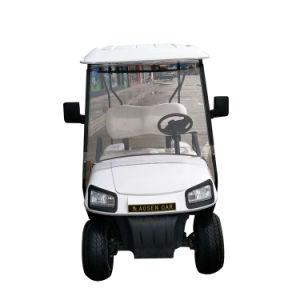 China Fabricante 2 Lugares 4 pequenos veículos eléctricos da Roda