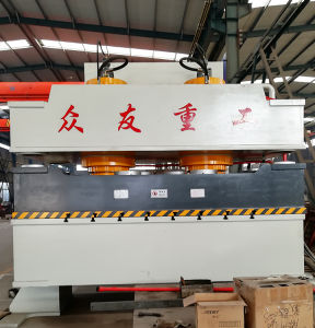 Портал Zhongyou холодной экструзии и стальную пластину чертеж гидравлического пресса машины для панелей кузова автомобиля