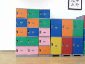خزانة بلاستيكيّة مع تعقّب هويس