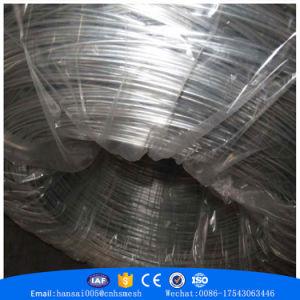 Preço baixo de arame de ferro galvanizado electromagnética