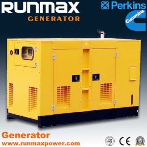 100kw (125kVA) gerador diesel insonorizada (RM100P2)