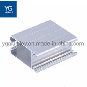 6082 Perfil de aluminio para disipador de calor del perfil de aluminio