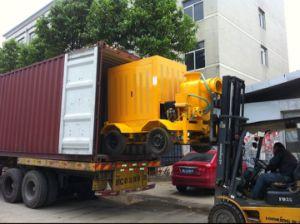 디젤 엔진 각자 프라이밍 하수 오물 배수장치 쓰레기 펌프