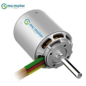 Motor de rotor externo profesional fábrica Motor PMDC