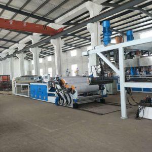 De tweeling Machine van het Blad van de Uitdrijving van de Schroef Multi-Layer