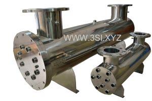 Roestvrij staal Shell voor UVSterilisator