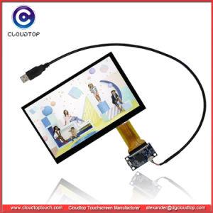 De punt-van-Verkoop van 7.0 Duim Capacitief Touchscreen Comité met Interface USB en Kabel USB