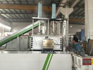 세척 후에 힘 저축 단 하나 나사 알갱이로 만드는 기계