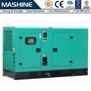 50Гц 1500 об/мин 415 V 100 ква бесшумный дизельный генератор для продажи