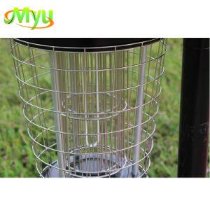 Zapper Mosquito Solar grande armadilha de mariposas Electrónico com luz UV Assassino Mosquito