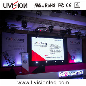 P3.9イベントのための屋内LEDのビデオ・ディスプレイスクリーンのパネル
