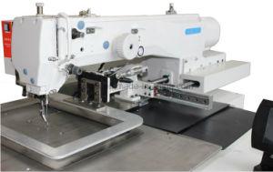 Hermano computarizado de patrón de cuero Bolsos Zapatos industriales máquina de coser