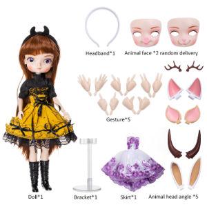 BJD Poupées poupées poupées SD Bb Fille Fille cadeau