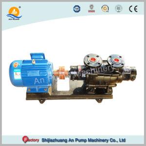 Horizontale mehrstufige zentrifugale Wasser-Hochdruckpumpe für Dampfkessel-Zufuhr