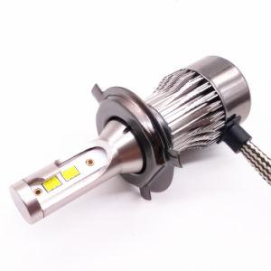 K3s Mini faros LED Bombillas H4 de 12V Coches