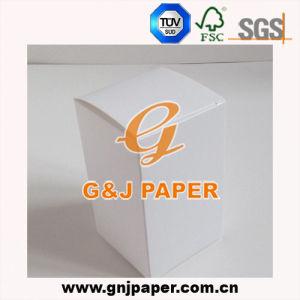 Haute fluidité avec revêtement blanc du papier pour cartes à jouer pour la vente