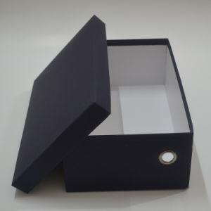 2019 Custom водонепроницаемая обувь подарочной упаковки складные ящики бумаги из Китая поставщика