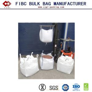 Tejido de polipropileno envases a granel saco grande Super Jumbo Ton Big Bag FIBC