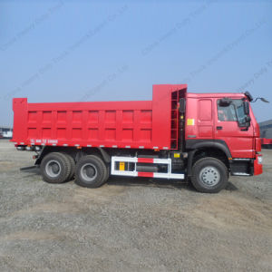 Sinotruk HOWO 371HP Caminhão Basculante Preço 25t Mini Truck Zz3257n3641