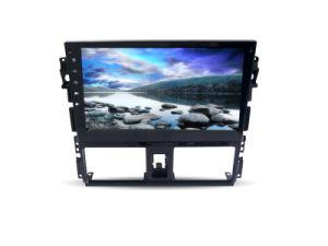 Carro de toque total 10,1 polegadas de ecrã de navegação DVD carros para a Toyota Novo Vios (AST-1025)