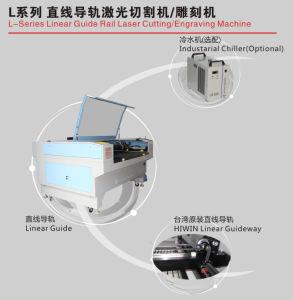 1200*900мм линейной направляющей CO2 лазерная резка и гравировка машины