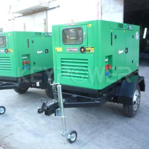 Keypower 50kVA wassergekühlter Generator des Mobile-1500rpm